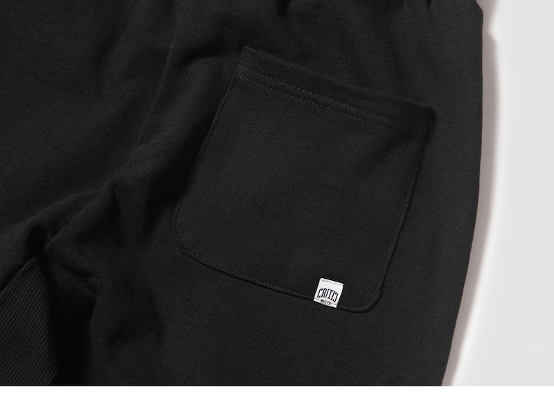크리틱(CRITIC) MFG STANDARD SWEAT PANTS(BLACK)_CMOEIPT32UC6