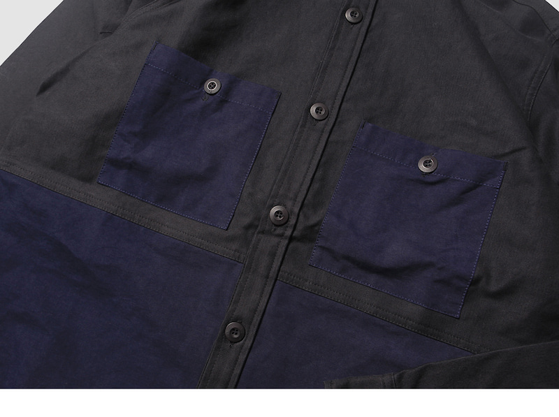 크리틱(CRITIC) MFG BEDFORD FIELD SHIRT JACKET(NAVY)_CMOEAJK31UN0