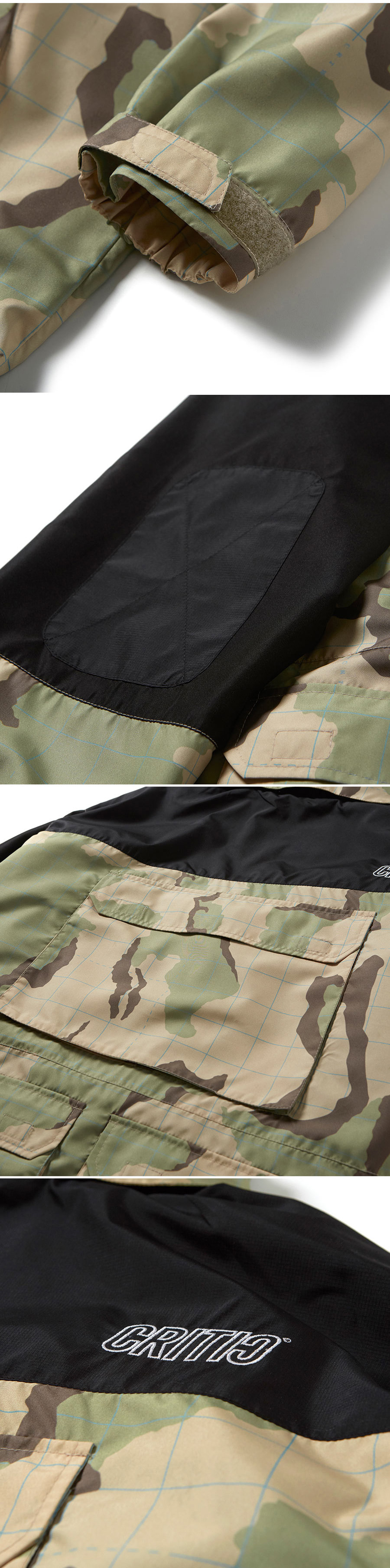 크리틱(CRITIC) UTILITY JACKET(CAMO)_CTOGPJK02UK1