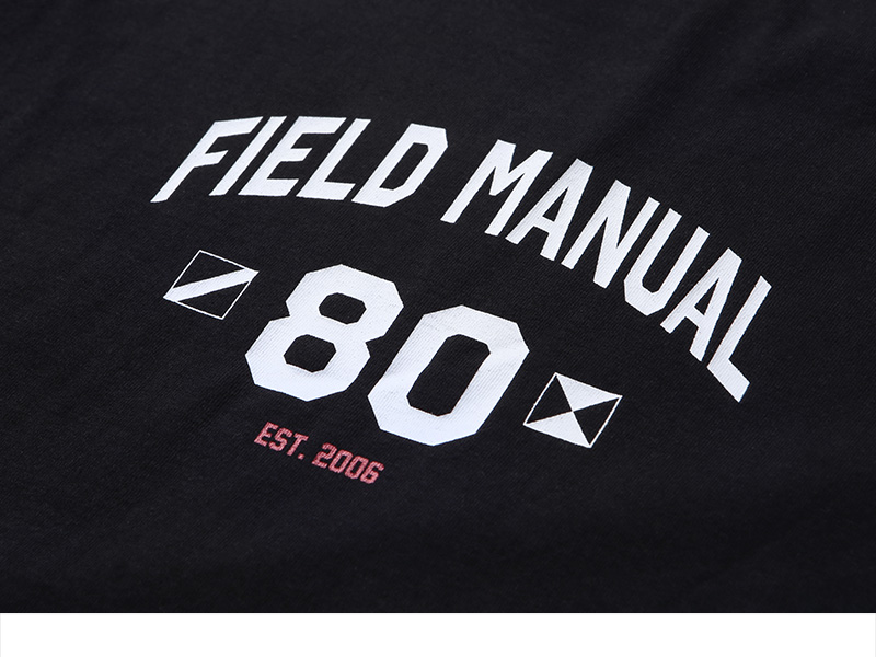 크리틱(CRITIC) FIELD MANUAL DIAGONAL TEE (BLACK)_CTOEURS11UC6