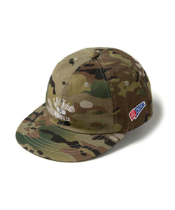 MFG ARCH LOGO 6P BALL CAP (KHAKI)_CMOEUHW02UK1