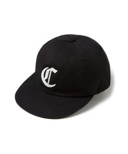 OLD ENGLISH 6P BALL CAP (BLACK)_CMOEUHW03UC6