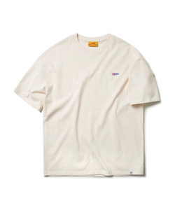 FLAG ICON TEE (CREAM)_CMOEURS36UY5