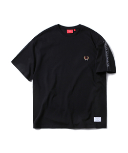 FIELD MANUAL LOGO TEE (BLACK)_CTOEURS14UC6