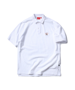 FIELD MANUAL PIQUE TEE (WHITE)_CTOEUPS02UC2