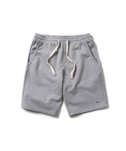 FLAG ICON EASY SHORTS (M/GRAY)_CMOEUSP01UC4