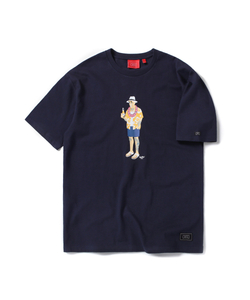 CHICKEN KILLER TEE (NAVY)_CTOEURS01UN0