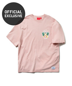 [오피셜단독]CHICKEN KILLER CIRCLE TEE (PINK)_CTOEURS05UP0