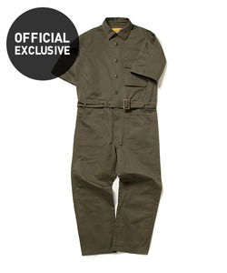 [오피셜단독]MECHANIC JUMPSUIT (KHAKI)_CMOEPCP33MK0