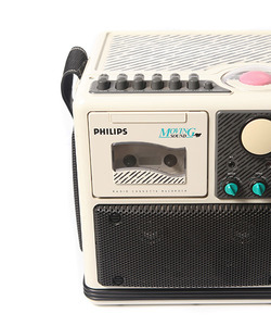 Phillips Moving Sound boombox