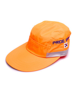 PRIDE SPROTS LONG BILL CAP (ORANGE)