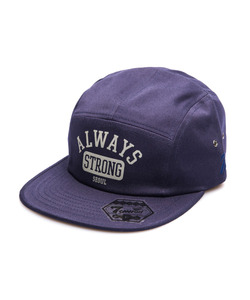ALWAYS STRONG CAMP CAP (NAVY)
