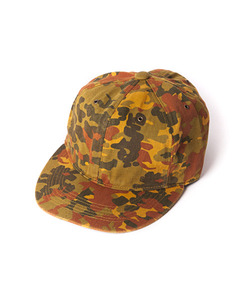 MPP 6PANEL CAMO CAP (YELLOW)
