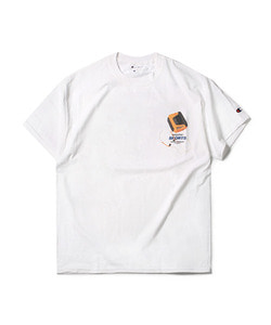 GOODMAN SPORTS T SHIRT (WHITE)