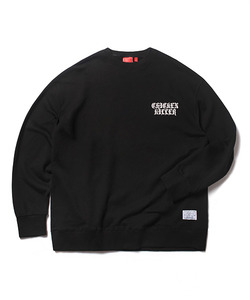 CHICKEN KILLER SWEAT SHIRT(BLACK)_CTOEACR03UC6