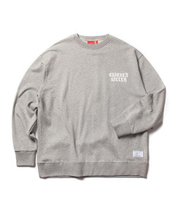 CHICKEN KILLER SWEAT SHIRT(GRAY)_CTOEACR03UC4