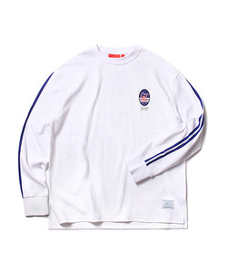 [3/9 예약 배송]CRT SPORT LONG SLEEVES(WHITE)_CTOEARL02UC2