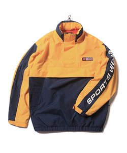SAILING ANORAK JACKET(YELLOW)_CTOEAJP01UY1