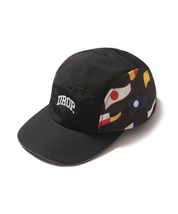 SAILING CAMP CAP(BLACK)_CTOEAHW03UC6