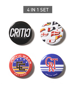 PIN BUTTON SET(BLACK)_CTOEAAC01UC6