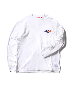 GEOMETRY 1980 LONG SLEEVES(WHITE)_CTOEARL11UC2