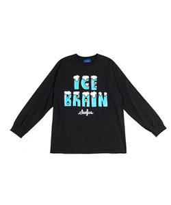 MAD PRIDE POSSE Ice Brain ls Black