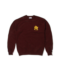 MAD PRIDE POSSE TEAM MP CREW NECK MAROON