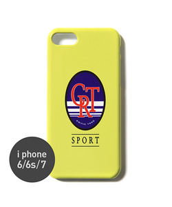 CRT SPORTS MOBILE CASE(NEON GREEN)_CTOEAHC04UNG