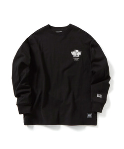 CHICKEN KILLA LONG SLEEVE T-SHIRT(BLACK)_CTOGPRL02UC6