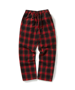 TGG CHECK PANTS(RED)_CTOGPPT01UR0