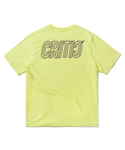 MOTION LOGO T-SHIRT(NEON YELLOW)_CTOGURS21UY3