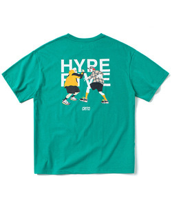 HYPE FIVE T-SHIRT(MINT)_CTOGURS12UG3