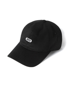LOGO BALL CAP(BLACK)_CTOGUHW02UC6