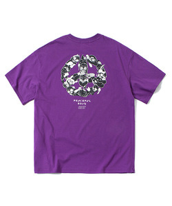 [5/23 예약배송]PEACEFUL BOYS T-SHIRT(VIOLET)_CTOGURS15UV1