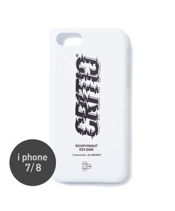 DROP LOGO MOBILE CASE(WHITE)_CTOGUHC01UC2