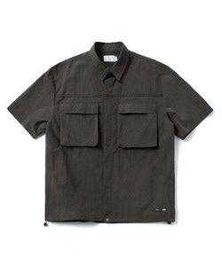 SURVIVAL SHIRT(CHARCOAL)_CTOGUSS01UC1