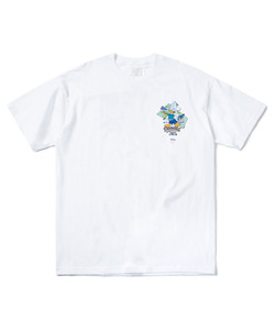 CRITIC X DISNEY Donald Summer Breeze Tee(WHITE)_CSOGURS12UC2
