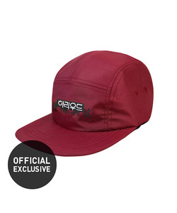 CRITIC X KORE HOLLYWOOD CAMP CAP(BURGUNDY)_CSOGUHW22UP3