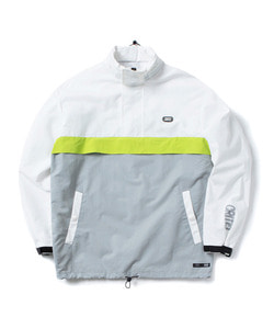 TRAINING ANORAK(WHITE)_CTOGAJP05UC2