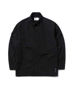 COMBAT SHIRT JACKET(BLACK)_CTOGAJK03UC6