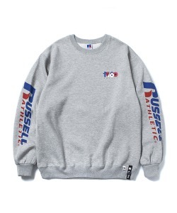 ROC SWEAT SHIRT(GRAY)