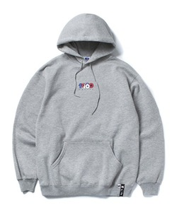 ROC 1980 PULLOVER HOODIE(GRAY)