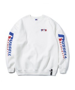 ROC SWEAT SHIRT(OFF WHITE)