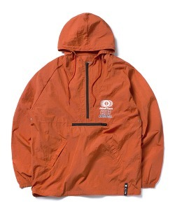 ROC SHELL ANORAK(ORANGE)