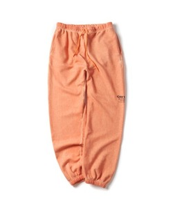 SIDE LOGO SWEAT PANTS(ORANGE)_CTONPPT06UO0