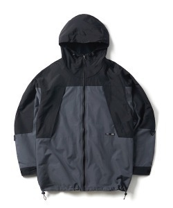 [2/8 예약 배송] PROTECT HOODED PARKA(BLACK)_CTONPJK01UC6