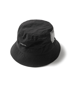 MESH BUCKET HAT(BLACK)_CTONPHW04UC6
