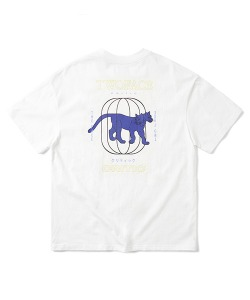 TWO FACE T-SHIRT(WHITE)_CTONURS20UC2