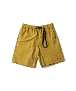 EASY SPORTS SHORTS(MUSTARD)_CTONUSP01UY2