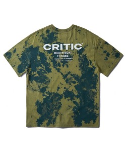 [4/8 예약 배송] BACKSIDE LOGO T-SHIRT(FOREST GREEN)_CTONURS26UG1